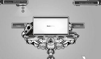A Web Game To Teach Design